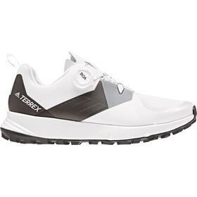 adidas TERREX Two Boa - Chaussures running Femme - blanc